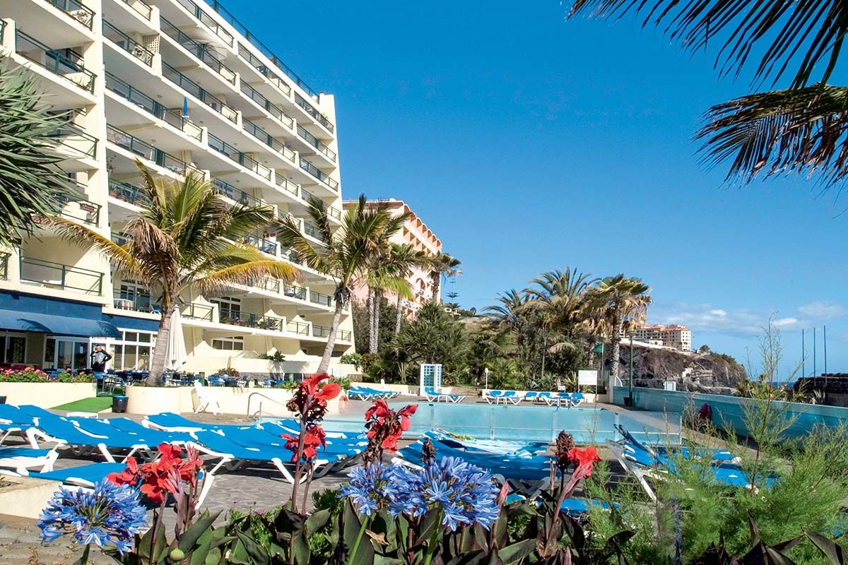 Hôtel Club Héliades Pestana Ocean Bay 4*